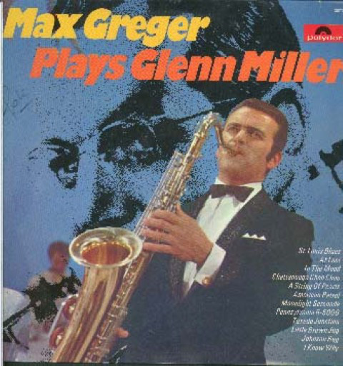 Max Greger Plays Glenn Miller  Vinyl