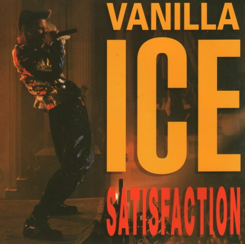 Vanilla Ice Satisfaction Vinyl