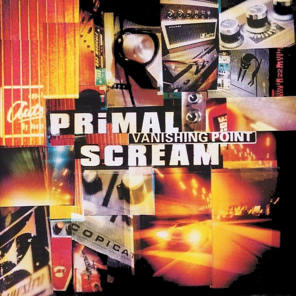 Primal Scream Vanishing Point