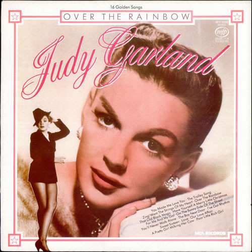 Judy Garland Over The Rainbow // 16 Golden Songs