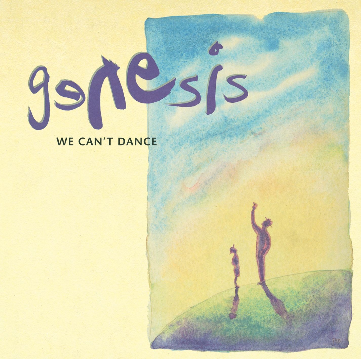 Genesis We Can't Dance Vinyl