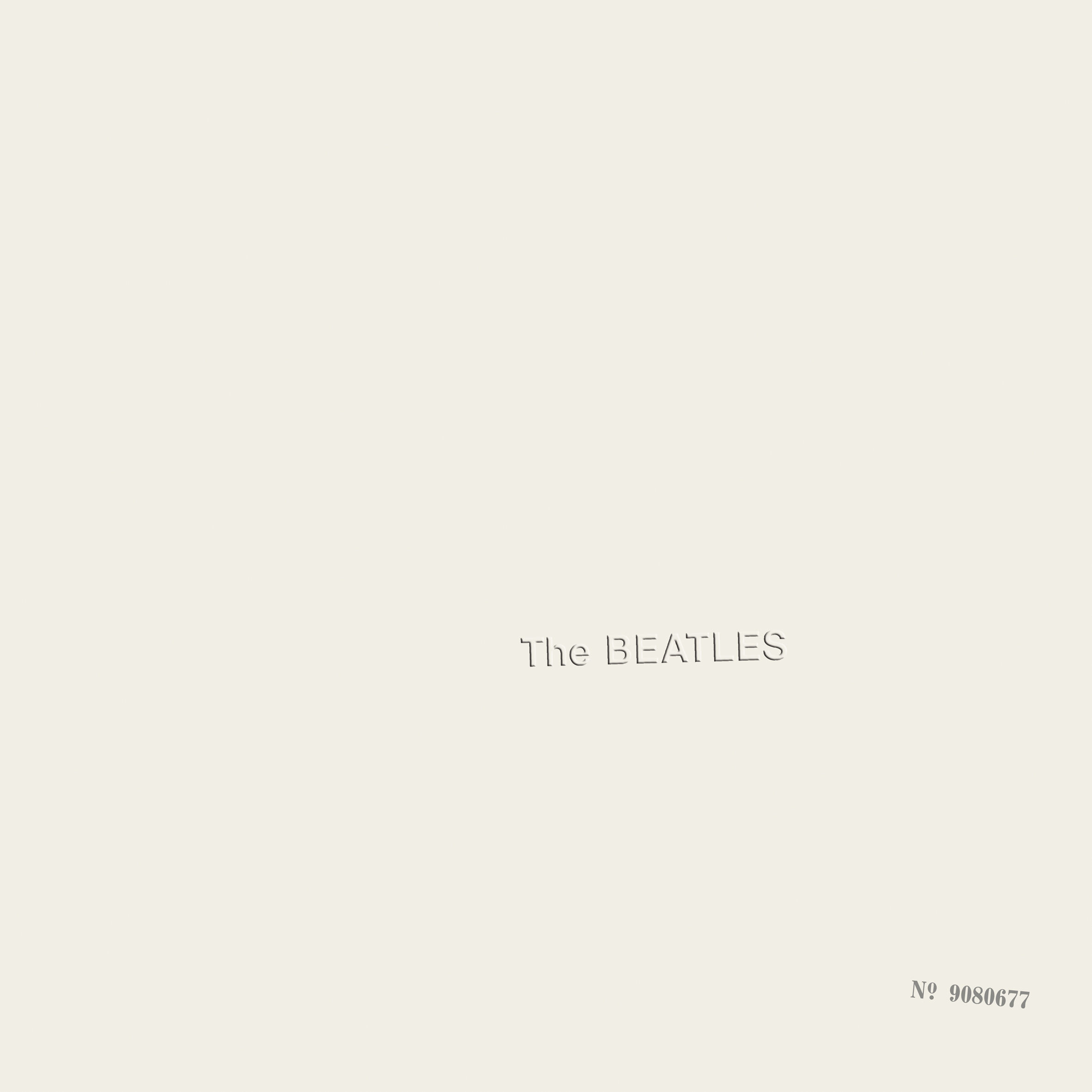 The Beatles The Beatles - White Album