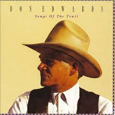 Don Edwards Songs Of The Trail