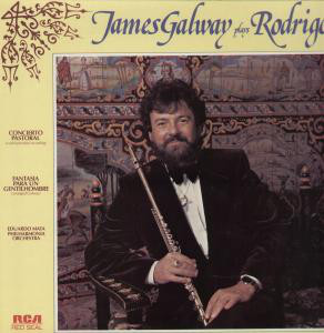 James Galway Plays Rodrigo Vinyl
