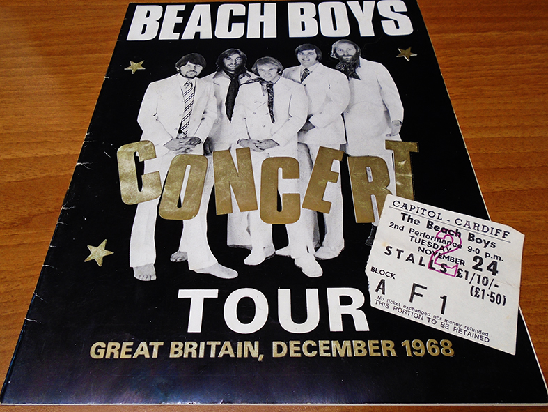 Beach Boys tour