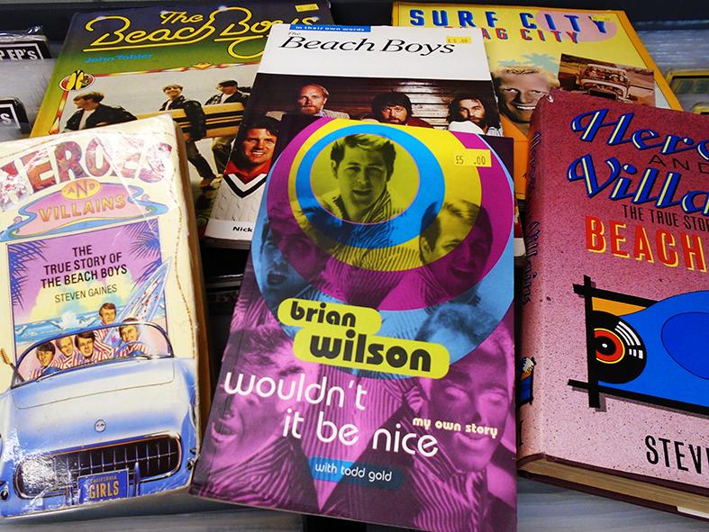 Brian Wilson Books