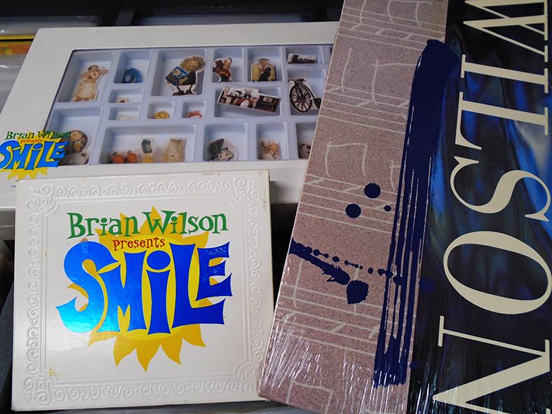 Brian Wilson Smile cd
