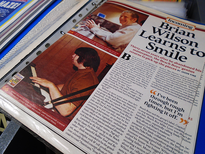 Brian Wilson Stuff 2