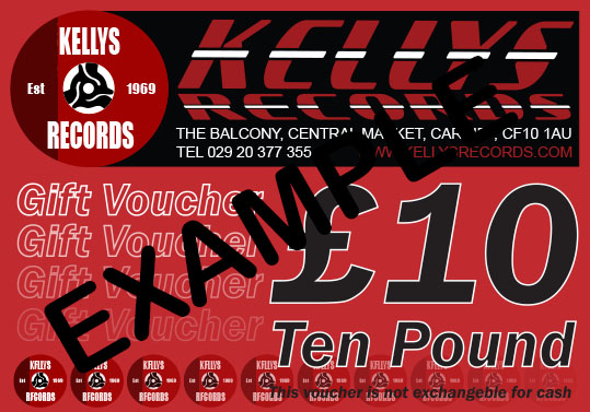 Gift Certificate 2014 £10
