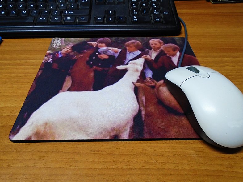 Pet Sounds mouse mat