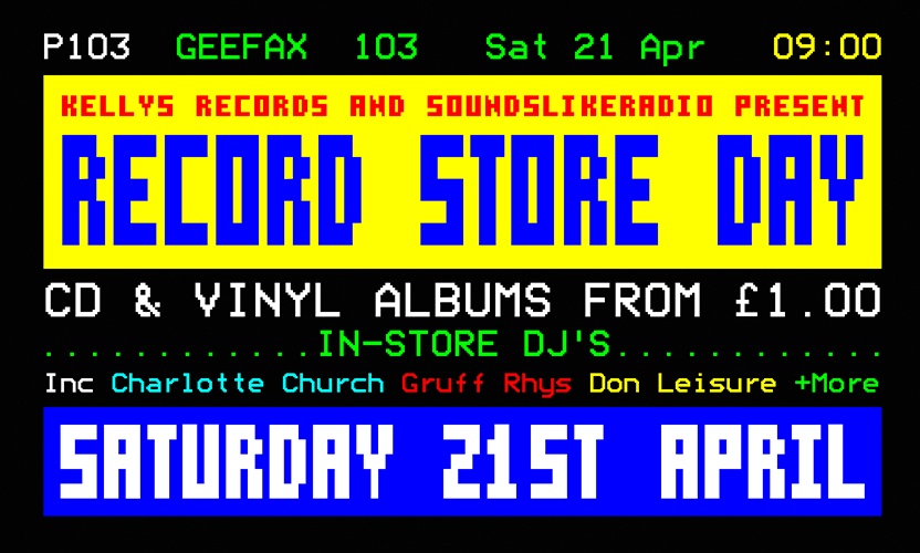 Record Store Day In Kellys Pt3 - Kellys Records | Independent Record